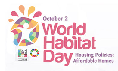 World Habitat Day Celebration – 2017