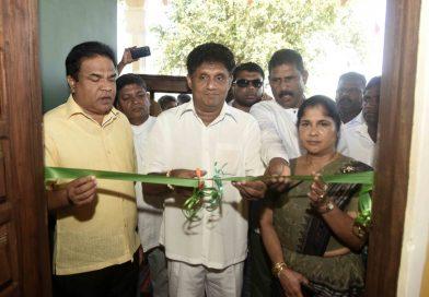 """Darmabivandanagama"" declared open to Public"