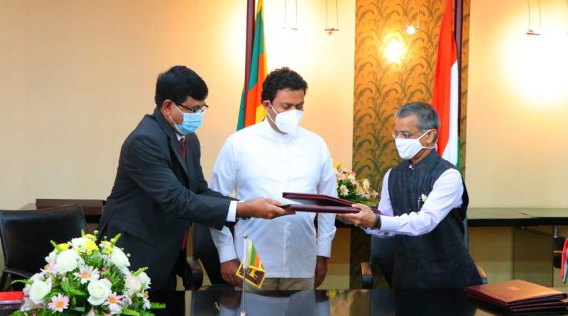 Amends and re-signs previous bilateral agreement for housing construction